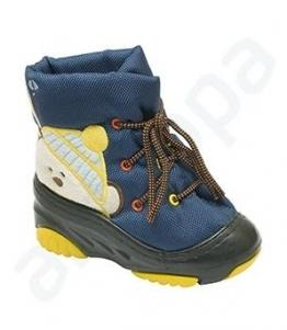 Ботинки детские ясельные, Фабрика обуви Антилопа, г. Коломна