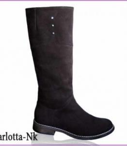 Сапоги женские Sharlotta-Nk, Фабрика обуви TOTOlini, г. Балашов