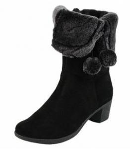 Полусапоги женские, фабрика обуви Walrus, каталог обуви Walrus,Ростов-на-Дону