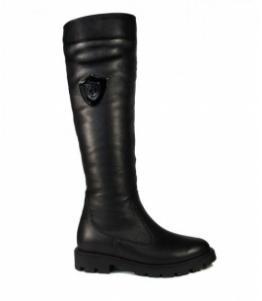 Женские сапоги из натуральной кожи, фабрика обуви Kumi, каталог обуви Kumi,Симферополь
