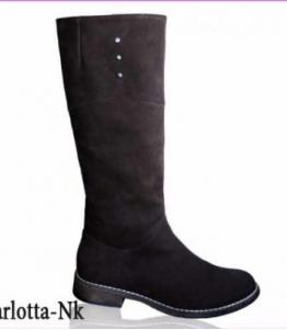 Сапоги женские Sharlotta-NK оптом, обувь оптом, каталог обуви, производитель обуви, Фабрика обуви TOTOlini, г. Балашов