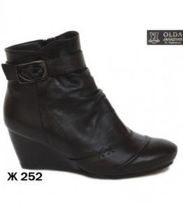 Ботильоны оптом, обувь оптом, каталог обуви, производитель обуви, Фабрика обуви Olda, г. Санкт-Петербург