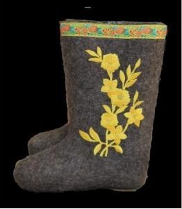 Валенки женские подарочные, Фабрика обуви Гатчинский промкомбинат, г. Гатчина
