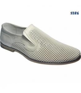 Туфли мужские летние, фабрика обуви Serg, каталог обуви Serg,Махачкала