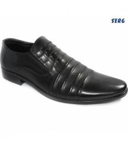 Туфли мужские, фабрика обуви Serg, каталог обуви Serg,Махачкала