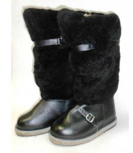 Сапоги унты охотничьи, Фабрика обуви Центр Профессиональной Обуви, г. Москва