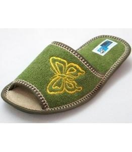 Тапочки домашние с открытым мысом Рапана оптом, обувь оптом, каталог обуви, производитель обуви, Фабрика обуви Рапана, г. Москва