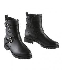 Ботинки зимние на низком каблуке, Фабрика обуви Sateg, г. Санкт-Петербург