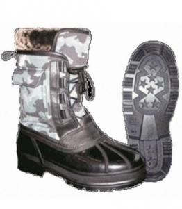 Сапоги мужские Комбат, Фабрика обуви Томский завод резиновой обуви, г. Томск