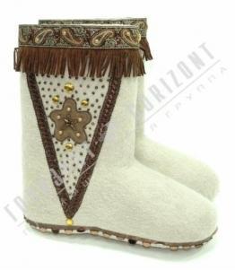 Валенки авторские, Фабрика обуви Горизонт, г. Москва