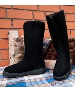 Сапоги зимние суконные женские, Фабрика обуви Мастер центр, г. Ковардицы