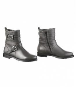 Серые ботинки на большую полноту оптом, обувь оптом, каталог обуви, производитель обуви, Фабрика обуви Sateg, г. Санкт-Петербург