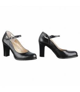 Туфли женские Сатег (лодочки с ремешком на подъеме) оптом, обувь оптом, каталог обуви, производитель обуви, Фабрика обуви Sateg, г. Санкт-Петербург