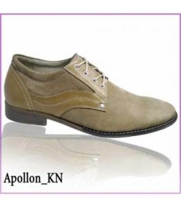Полуботинки мужские Apollon-KN оптом, обувь оптом, каталог обуви, производитель обуви, Фабрика обуви TOTOlini, г. Балашов