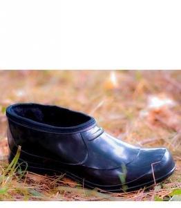 Галоши ПВХ садовые утепленные, фабрика обуви АстОбувь, каталог обуви АстОбувь,Астрахань