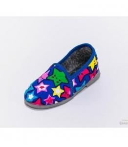 Тапочки детские  лодочка, мод. 109, фабрика обуви Башмачок, каталог обуви Башмачок,Чебоксары