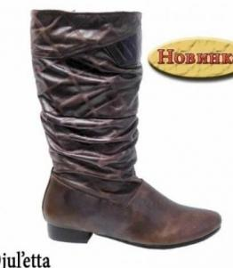 Сапоги женские Djuletta оптом, обувь оптом, каталог обуви, производитель обуви, Фабрика обуви TOTOlini, г. Балашов