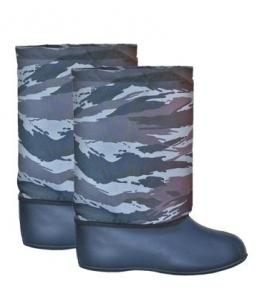 Сапоги резинотекстильные утепленные, фабрика обуви Корнетто, каталог обуви Корнетто,Краснодар