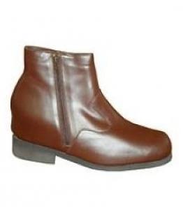 Ботинки мужские на короткую ногу оптом, обувь оптом, каталог обуви, производитель обуви, Фабрика обуви Липецкое протезно-ортопедическое предприятие, г. Липецк