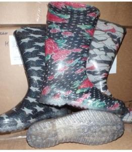 Сапоги ПВХ женские оптом, обувь оптом, каталог обуви, производитель обуви, Фабрика обуви Уют-Эко, г. Пушкино