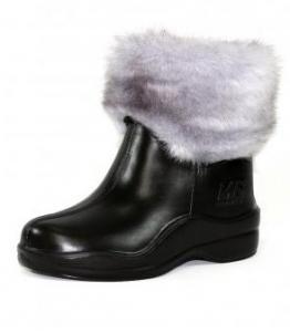 Ботинки подростковые ЭВА Оскар норка оптом, Фабрика обуви Mega group, г. Кисловодск