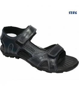 Сандалии мужские, фабрика обуви Serg, каталог обуви Serg,Махачкала