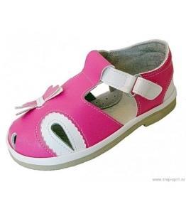 Сандалии малодетские для девочек оптом, обувь оптом, каталог обуви, производитель обуви, Фабрика обуви Стэп-Ап, г. Давлеканово
