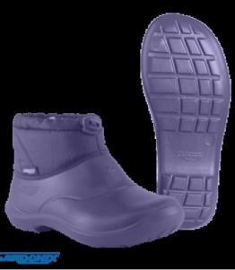 Галоши с надставкой меховые, Фабрика обуви Sardonix, г. Астрахань