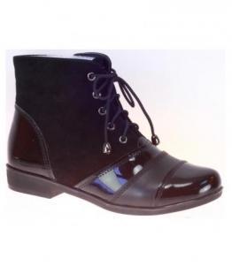 Ботинки детские для девочек, Фабрика обуви Flois Kids, г. Москва