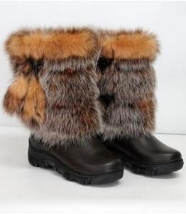 Сапоги Унты детские, фабрика обуви Мирунт, каталог обуви Мирунт,Кузнецк