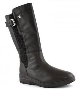 Сапоги женские на полную ногу, фабрика обуви Ортомода, каталог обуви Ортомода,Москва
