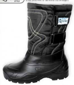 Сапоги мужские Аляска с вкладышем оптом, обувь оптом, каталог обуви, производитель обуви, Фабрика обуви ЛиТЕКС, г. Ессентуки