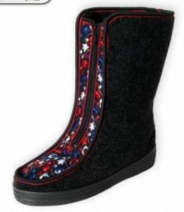 Сапоги суконные женские, Фабрика обуви ЛиТЕКС, г. Ессентуки
