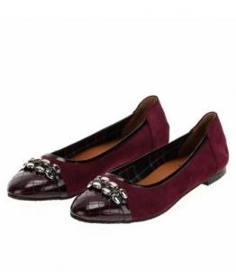 Туфли женские бордо, Фабрика обуви Меркурий, г. Санкт-Петербург