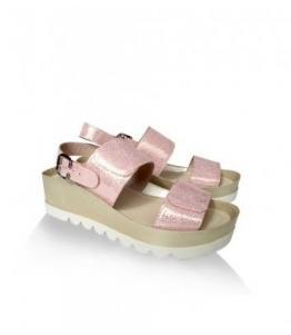 Босоножки женские розовые Gugo shoes, фабрика обуви Gugo shoes, каталог обуви Gugo shoes,Пятигорск