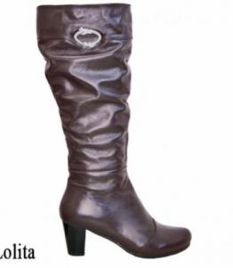 Сапоги женские Lolita оптом, обувь оптом, каталог обуви, производитель обуви, Фабрика обуви TOTOlini, г. Балашов