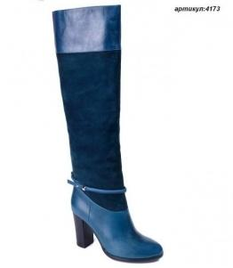 Сапоги женские, Фабрика обуви Shelly, г. Москва