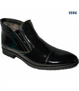 Ботинки мужские , фабрика обуви Serg, каталог обуви Serg,Махачкала