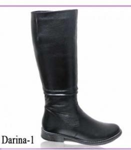 Сапоги женские Darina-1 оптом, обувь оптом, каталог обуви, производитель обуви, Фабрика обуви TOTOlini, г. Балашов