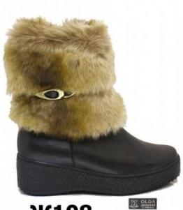 Полусапоги женские, Фабрика обуви Olda, г. Санкт-Петербург