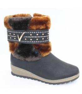 Полусапоги женские, Фабрика обуви Русский брат, г. Москва