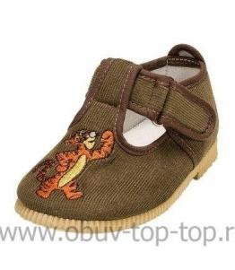 Туфли ясельные оптом, Фабрика обуви Топ-Топ, г. Сызрань