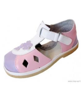 Босоножки дошкольные для девочек, фабрика обуви Стэп-Ап, каталог обуви Стэп-Ап,Давлеканово