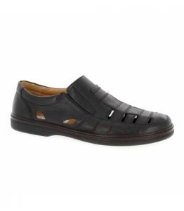 Мужские туфли с перфорацией, фабрика обуви РОМЕР, каталог обуви РОМЕР,Калуга