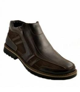 Ботинки мужские зимние оптом, обувь оптом, каталог обуви, производитель обуви, Фабрика обуви Афелия, г. Санкт-Петербург