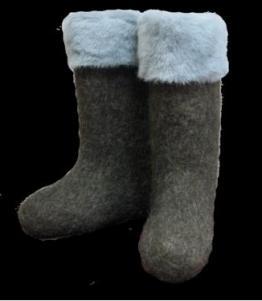 Валенки женские с отделкой оптом, обувь оптом, каталог обуви, производитель обуви, Фабрика обуви Гатчинский промкомбинат, г. Гатчина