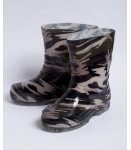 Сапожки детские из ПВХ, фабрика обуви Каури, каталог обуви Каури,Тверь