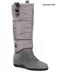 Сапоги дутыши женские, фабрика обуви Shelly, каталог обуви Shelly,Москва