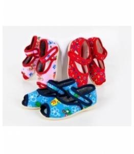 Детские домашние тапочки (малодетские), фабрика обуви ЗАРЯ, каталог обуви ЗАРЯ,Луга