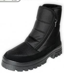 Полусапоги мужские зимние оптом, обувь оптом, каталог обуви, производитель обуви, Фабрика обуви ЛиТЕКС, г. Ессентуки